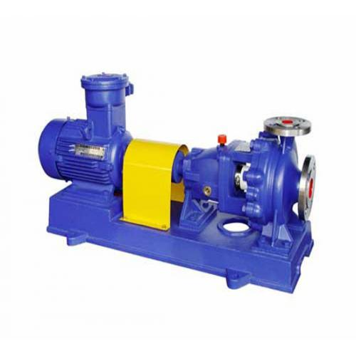 IH 型单级单吸化工离心泵