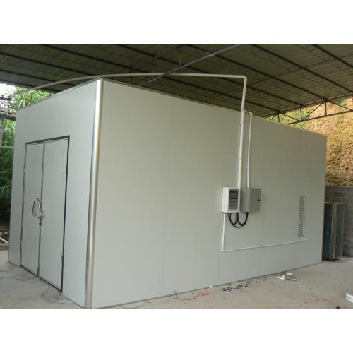 空气能高温热泵龙眼烘干机