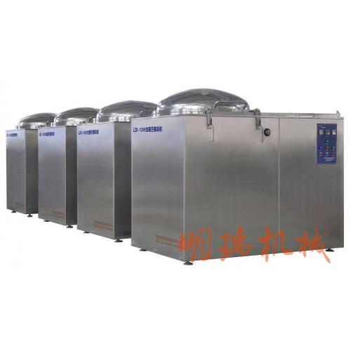 立式真空腌制机-水产品、禽类制品