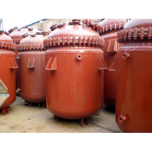 减水剂设备技术 搪瓷反应釜