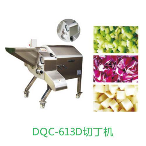 供应德赛斯DQC-613D进口多功能果蔬大型切丁机