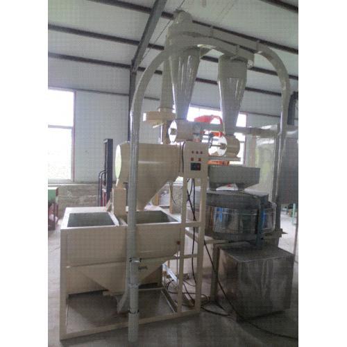 陕西玉米加工设备 磨面机多少钱 新型杂粮磨粉机