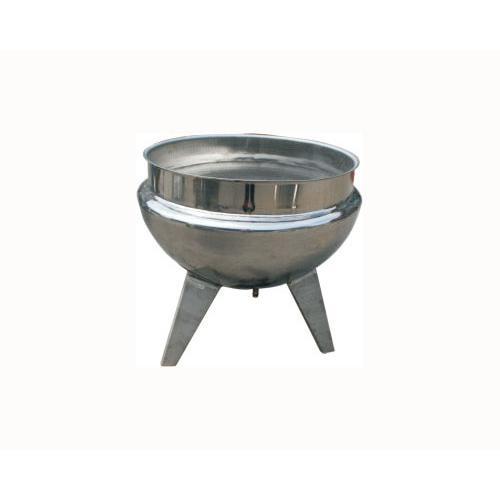 立式蒸气汤锅