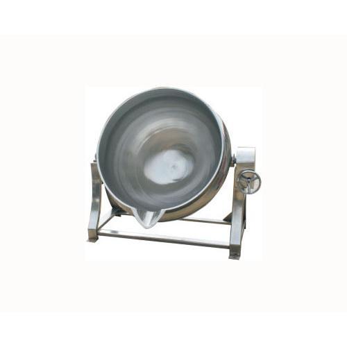 可倾式蒸气汤锅