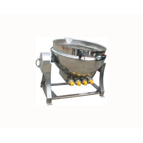 可倾式电热汤锅