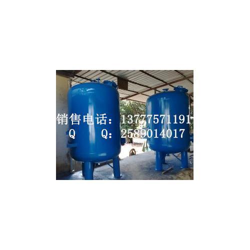 20T機械過濾器/多流量碳鋼過濾