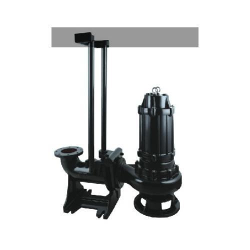 WQ型潜水式无堵塞排污泵
