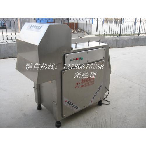 大中小型冻肉切块机、切肉块机厂家