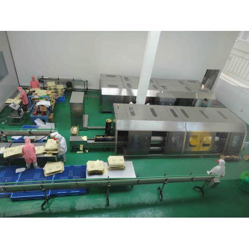 食品饮料冷杀菌生产线,高压食品