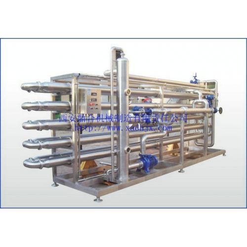 管式果浆预热器