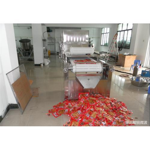 微波食品杀菌设备