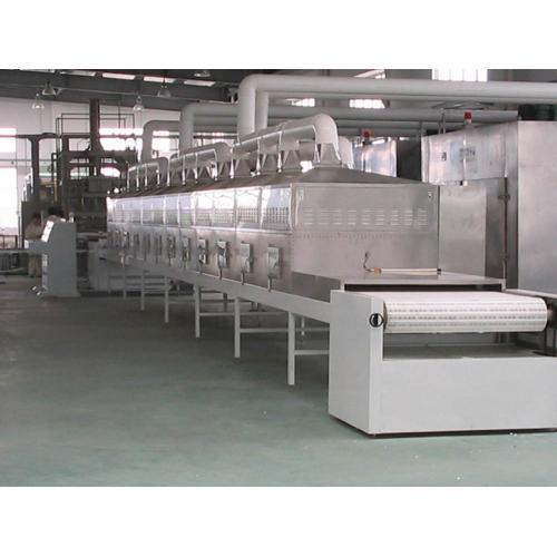 微波保温石棉板干燥设备