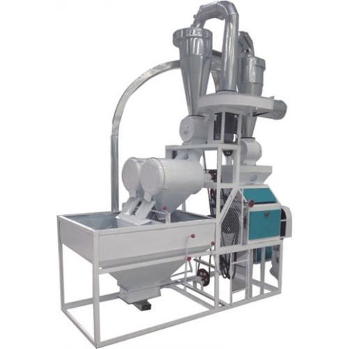 中科集团绿色环保型莜麦荞麦磨面机