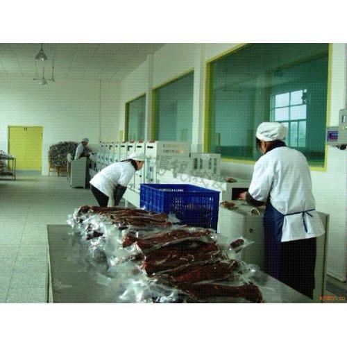 微波肉制品杀菌设备