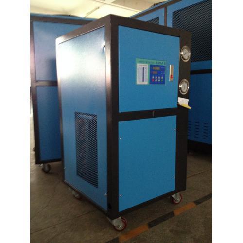 新田县反应釜专用冷冻机20HP水冷式冷水机