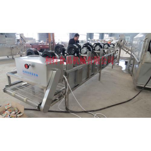 利特机械研发供应质量上乘食品软包装袋风干机