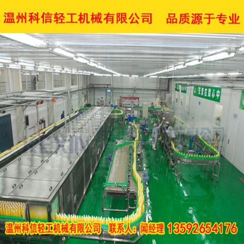 果蔬汁饮料生产设备 科信全套饮料设备 技术工艺方案