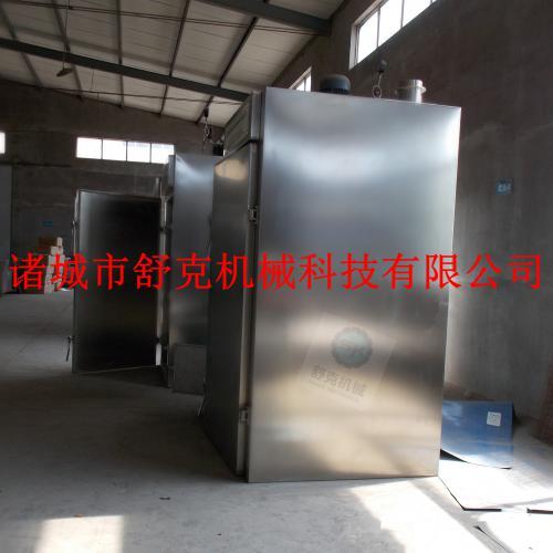 通道式两门四车烟熏炉木粒发烟外置发烟器(SY空调电磁离合器图片