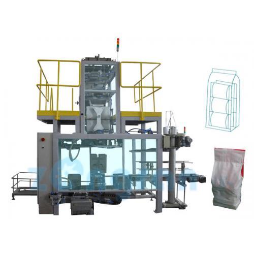 全自动给袋式包装机(单仓)- GFS3D1