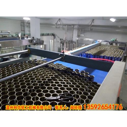 花生奶生产线 24000罐易拉罐灌装设备