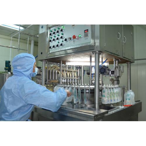 大型玻璃瓶豆奶生产线