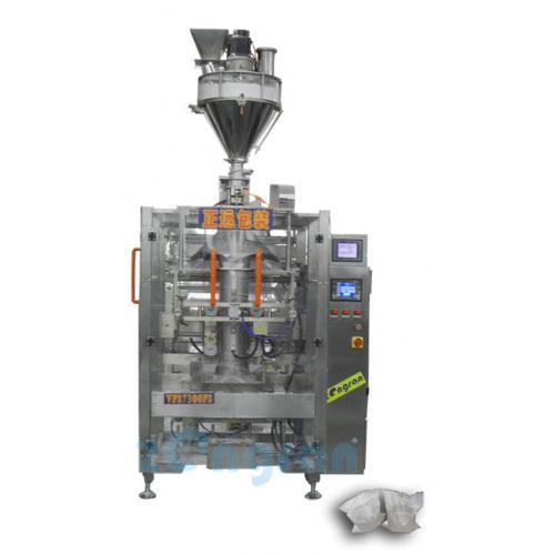 立式螺杆称重式全自动粉体包装机VFS7300立式螺杆称重式全自动粉体包装机