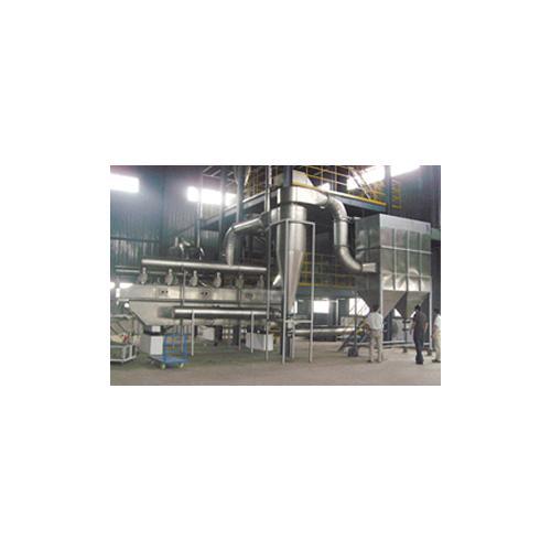 磷酸一铵振动流化床干燥系统