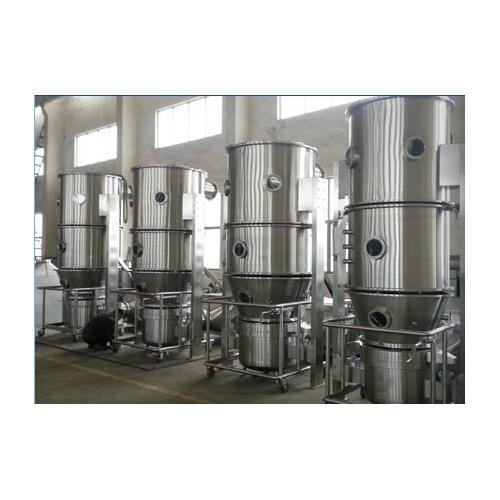 保健食品专用沸腾床干燥机