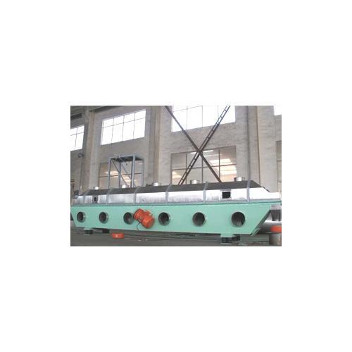 工业盐振动流化床干燥系统