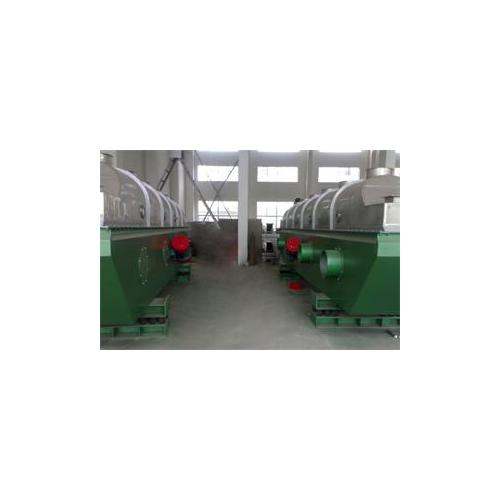 结晶山梨醇振动流化床设备