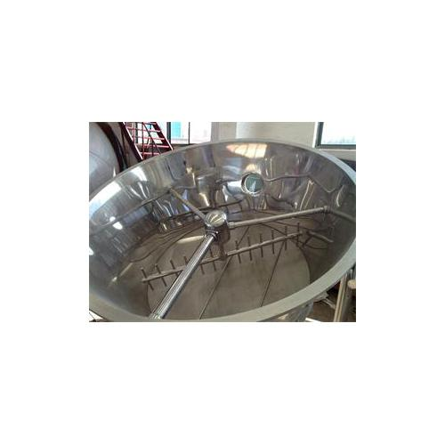 豆浆粉冲剂沸腾制粒干燥机