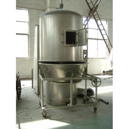 备色专用沸腾制粒烘干机