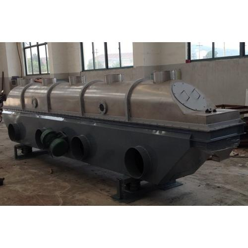 海鲜精卧式流化床干燥机