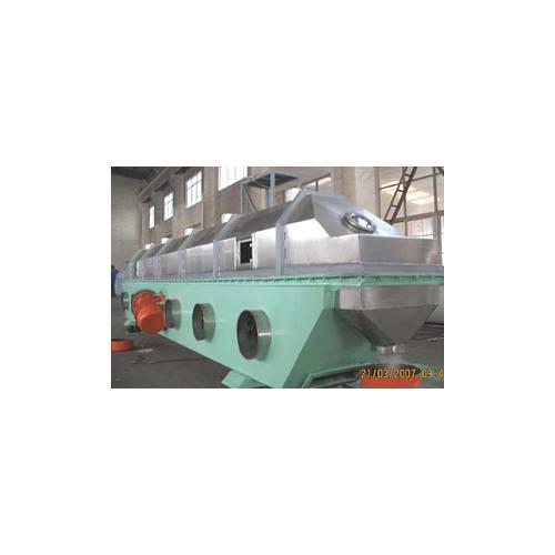 玻璃纤维振动流化床干燥生产线