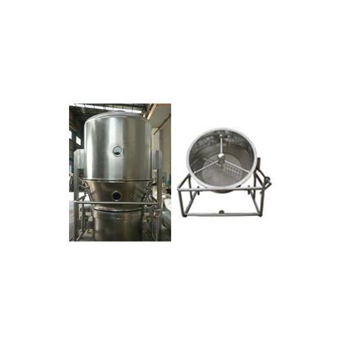 颗粒果汁沸腾床干燥机