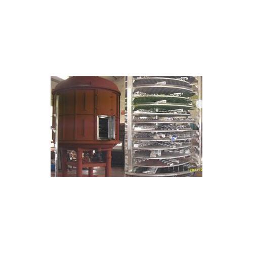 磷酸铁锂盘式连续干燥机