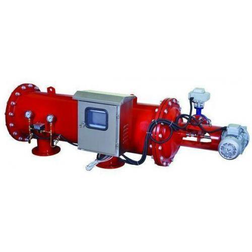 M型电动吸允式自清洗过滤器