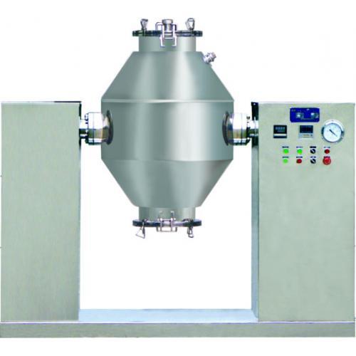 晟炯制造SZG系列双锥回转真空干燥机