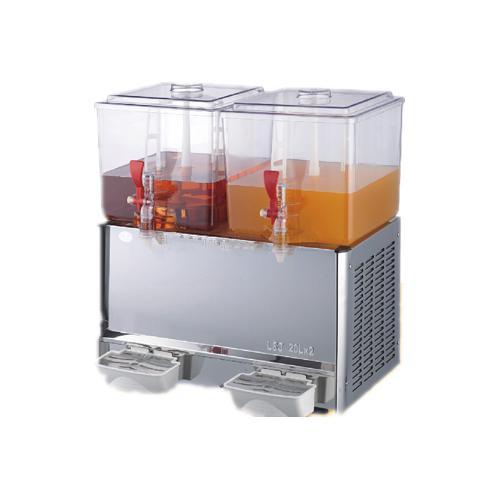 大口搅拌型四缸果汁机冷热饮机