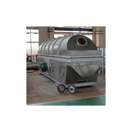 优质面包屑卧式振动流化床干燥机