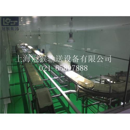 卤料输送-自动化设备