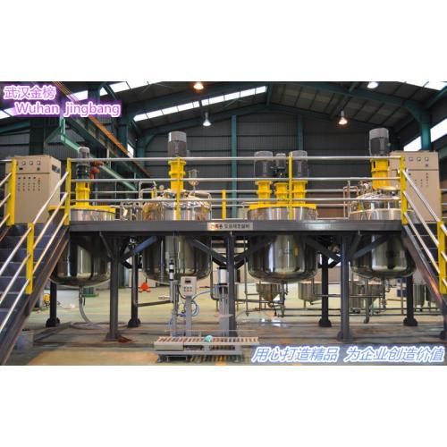 武汉金榜400新型乙醇回收塔、溶剂回收塔