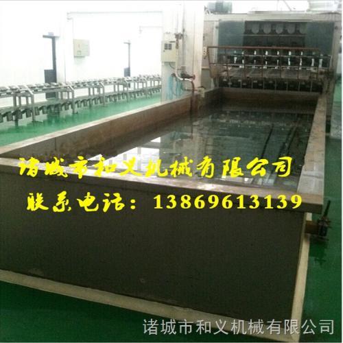 加工定制羊屠宰 电加热烫池 环保节能 浸烫池