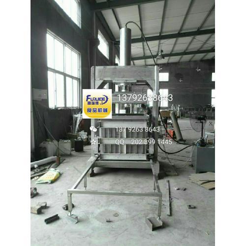 发酵黄豆压榨机,酱油液压压榨机