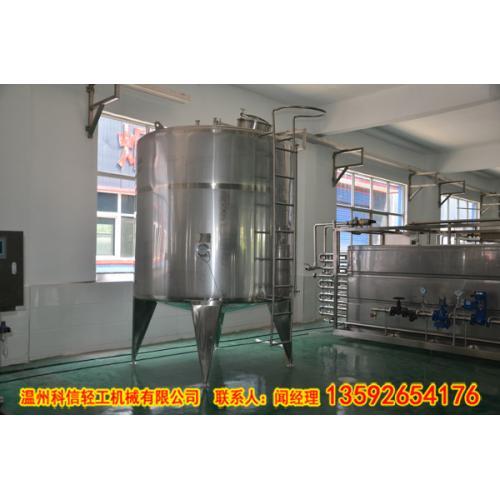 (鲜桃)果汁饮料生产线设备-科信交钥匙工程