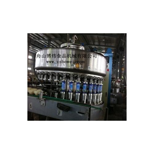 易拉罐乳品饮料生产线