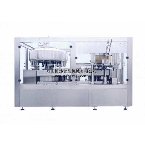 易拉罐凉茶生产线