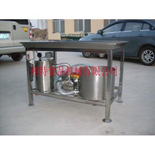 专业生产手动小型盐水注射机