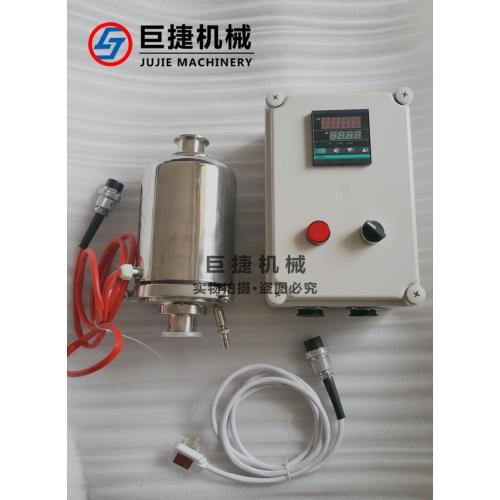 不锈钢电加热呼吸器 卫生级恒温呼吸器