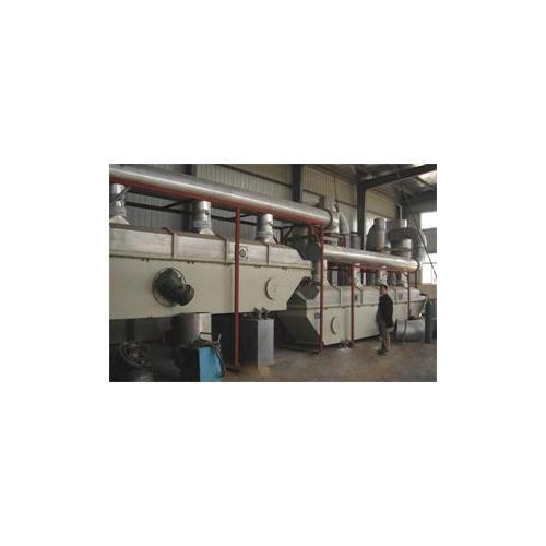 常州磷酸一铵振动硫化床干燥机